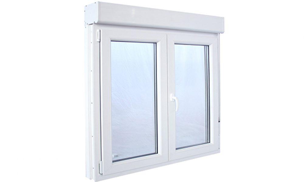 03 ventanas PVC abatibles